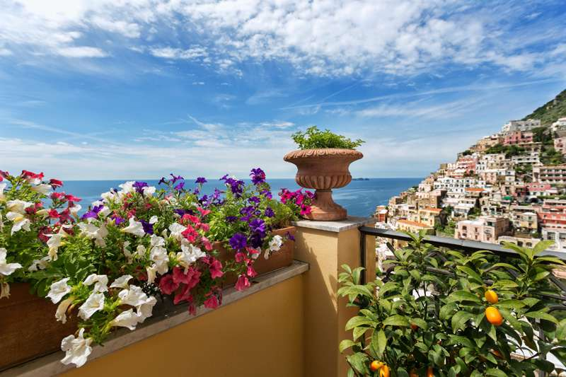 Amalfi coast and positano for Apartments amalfi