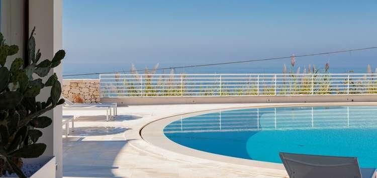 Ville Pulsano The Contemporary Puglia On The Sea