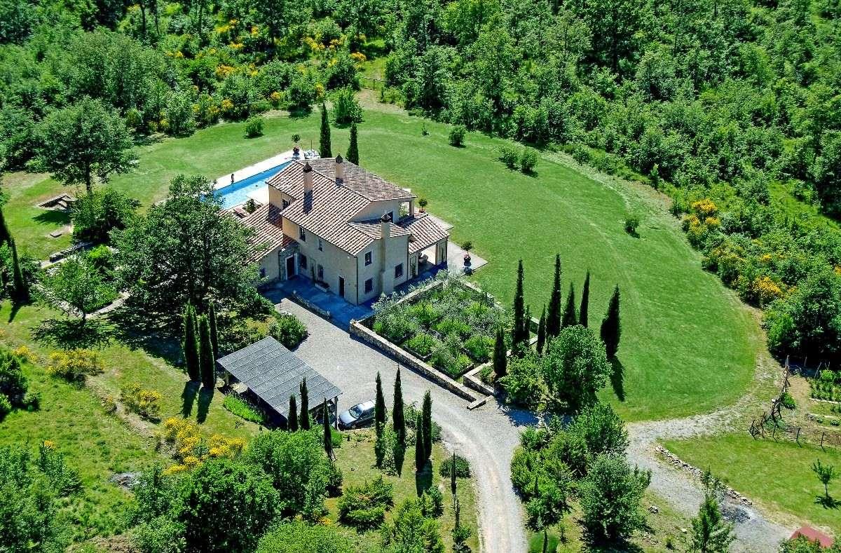 Siena and valdorcia for Tuscany villas