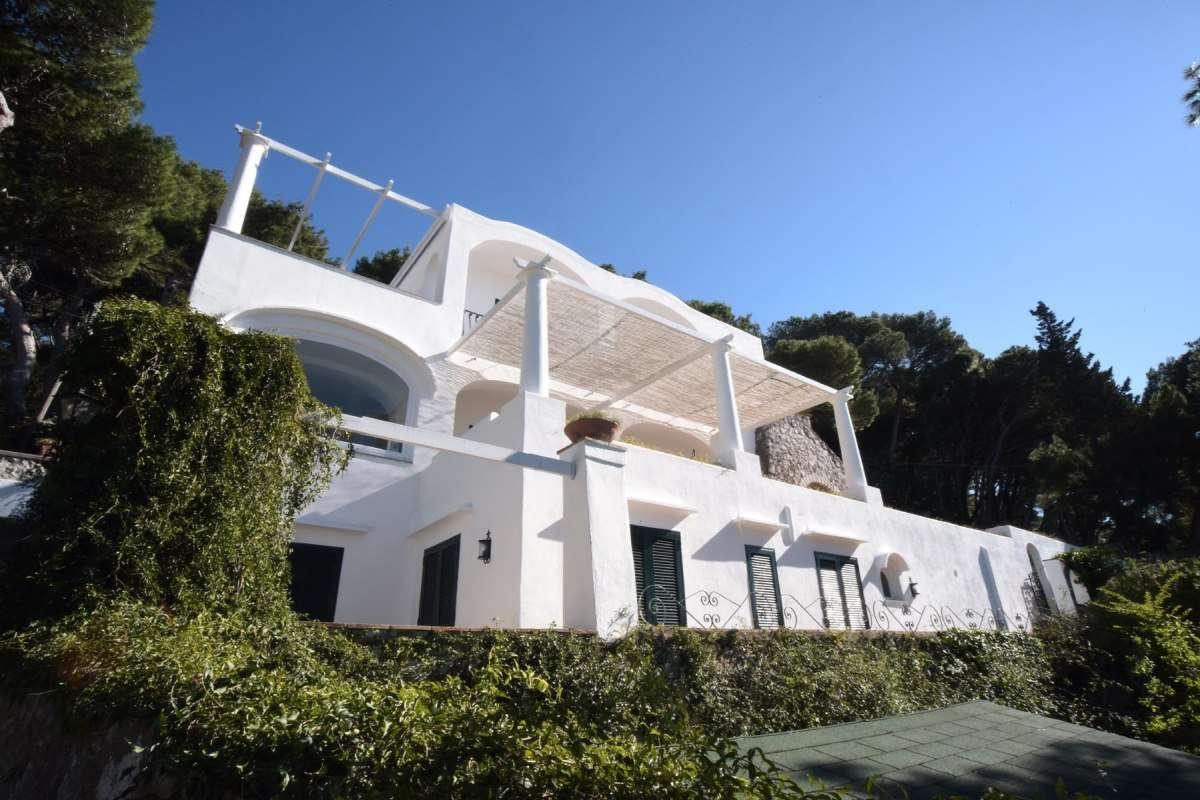Capri for Villas in capri