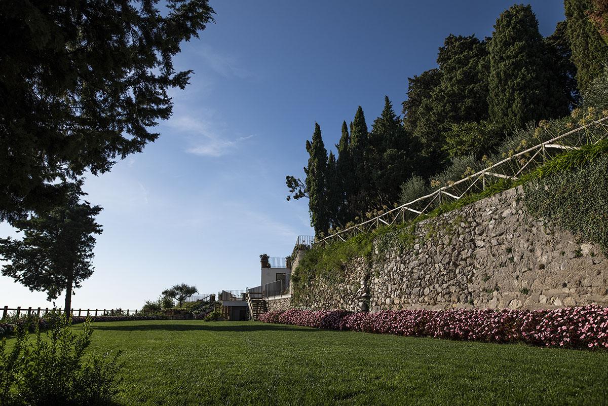 Amalfi coast and Positano