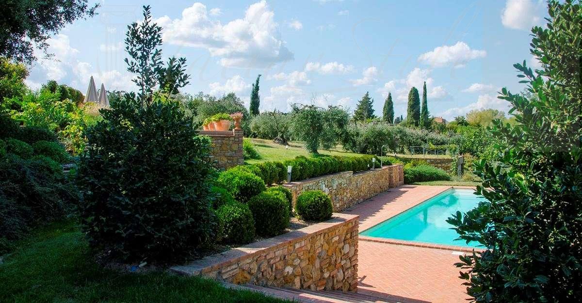Villa rentals in Tuscany - Montaione - Villa La Veduta
