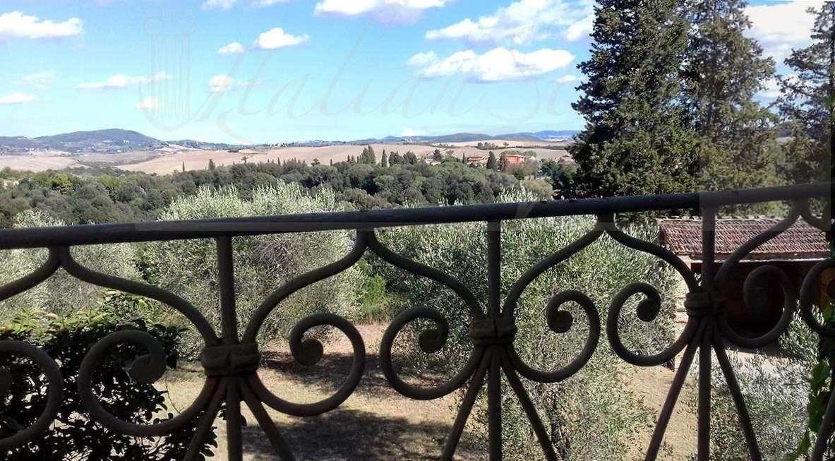 Siena and Valdorcia