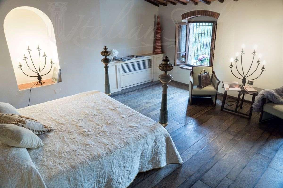 Villa rentals in Tuscany - Montebenichi - Merlo Rosso